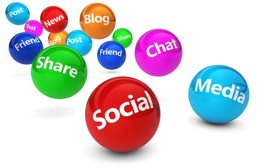 add social media icons to your site
