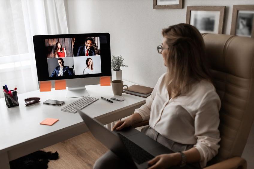 hosting virtual events