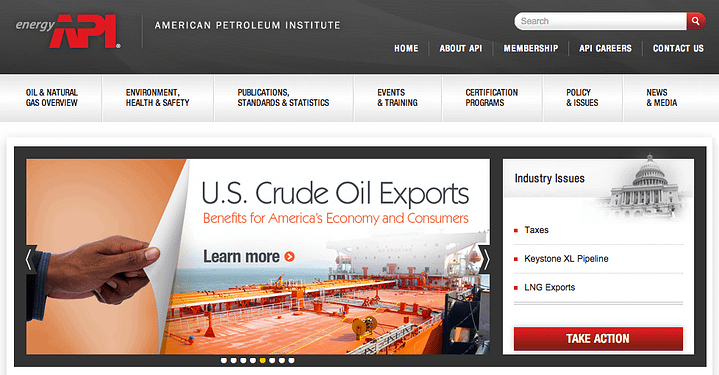Top Nine Oil and Gas Websites